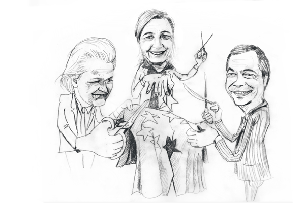 """Europawahl"" von Pirapakar Kathirgamalingam"