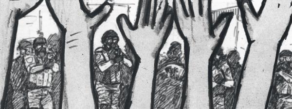 """Ferguson"" von Pirapakar Kathirgamalingam."